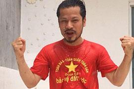 Hùng Cửu Long úp xô nước đá để ủng hộ quỹ từ thiện