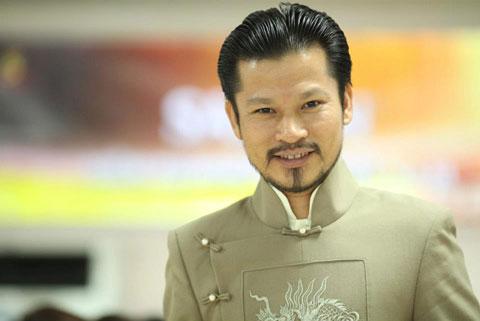Doanh nhân, diễn viên Hùng Cửu Long