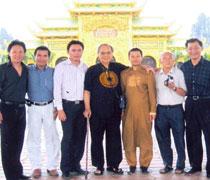 Album Hùng Cửu Long và những người bạn