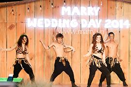 Khai trương triển lãm cưới Marry Wedding Day 2014