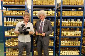Kho vàng 315 tỷ USD ở Anh