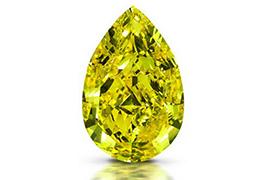 Kim cương vàng lộng lẫy