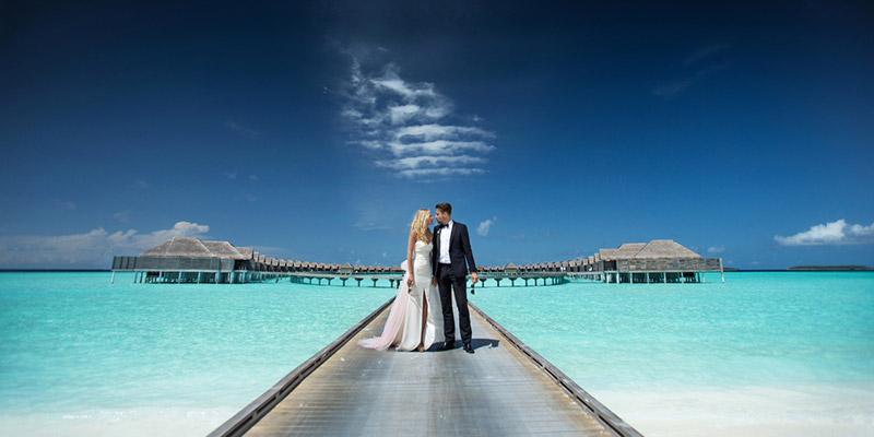 Maldives - thiên đường mê đắm của các cặp đôi
