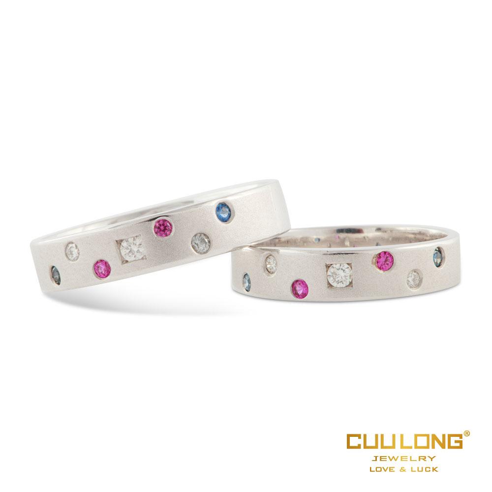Nhẫn cưới 012