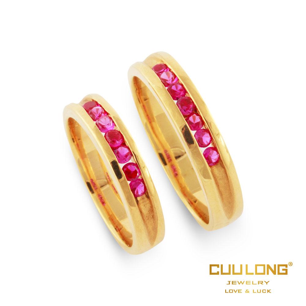 Nhẫn cưới 018