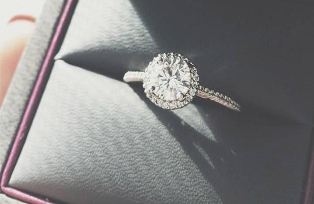 Nhẫn kim cương: Vẻ đẹp vượt thời gian