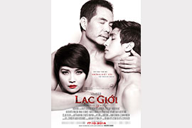 Phim Việt đầu tiên về đề tài lưỡng giới ngày ra mắt