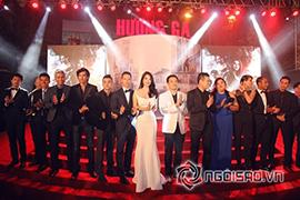 Sao Việt hội tụ trong lễ ra mắt phim Hương Ga tại TP.HCM