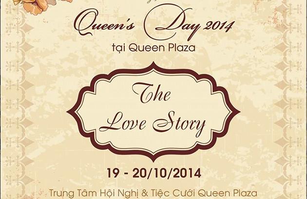 Trải nghiệm cưới cùng Queen's Day 2014