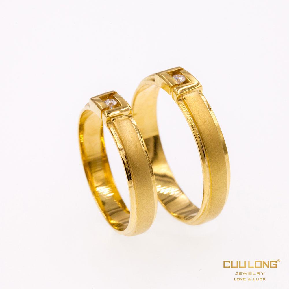 Nhẫn cưới CLJ3738