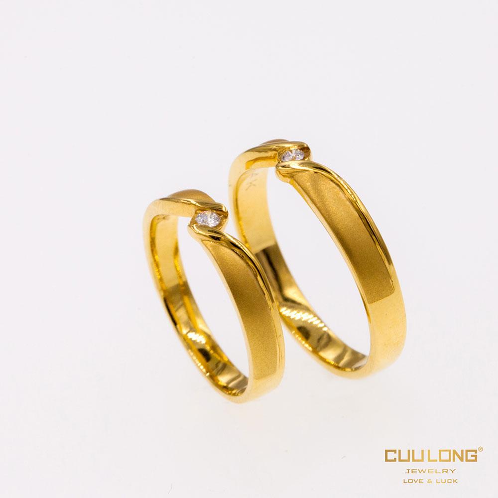 Nhẫn cưới CLJ0121