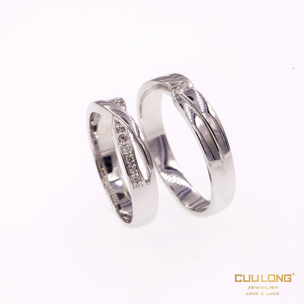 Nhẫn cưới CLJ4546