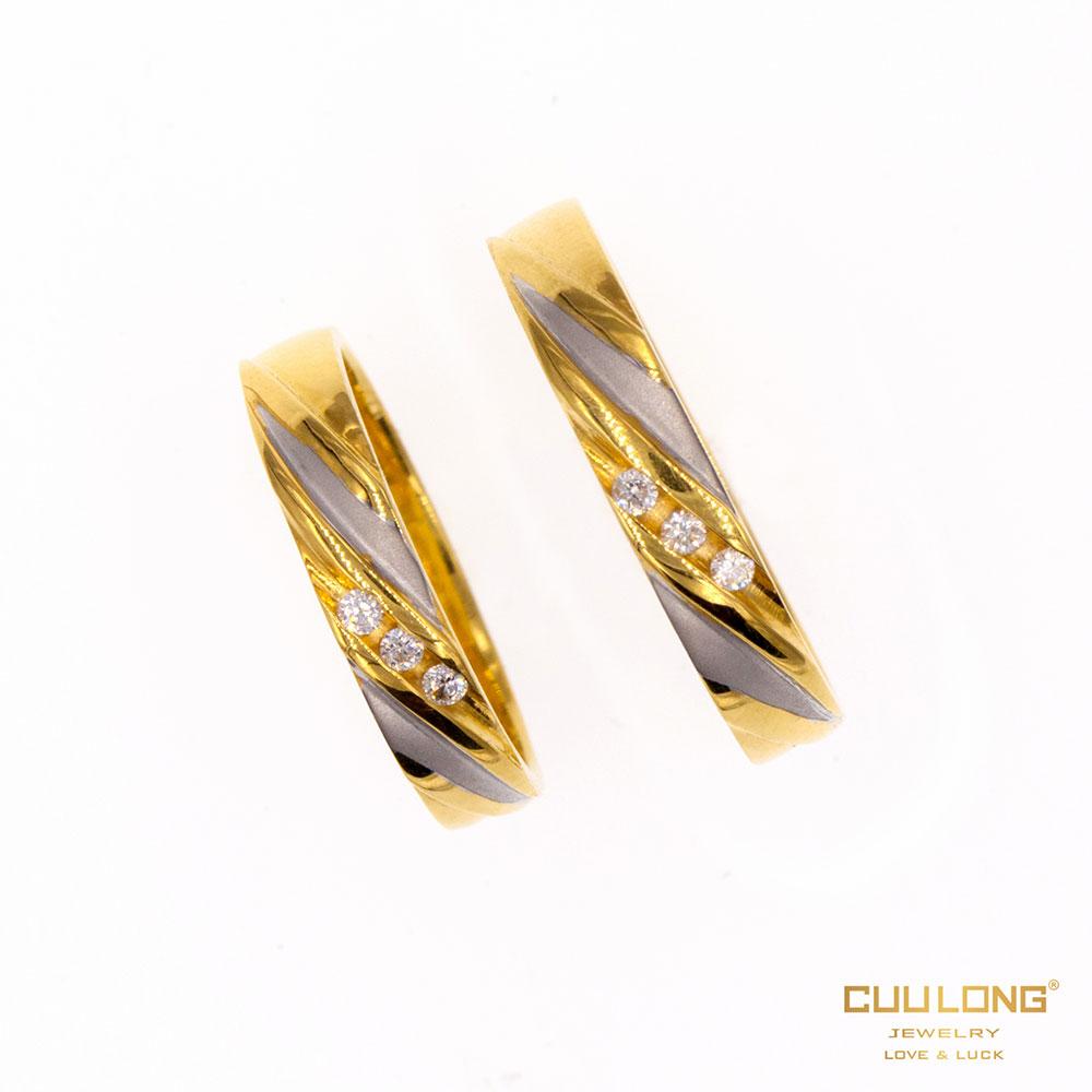 Nhẫn cưới CLJ5152