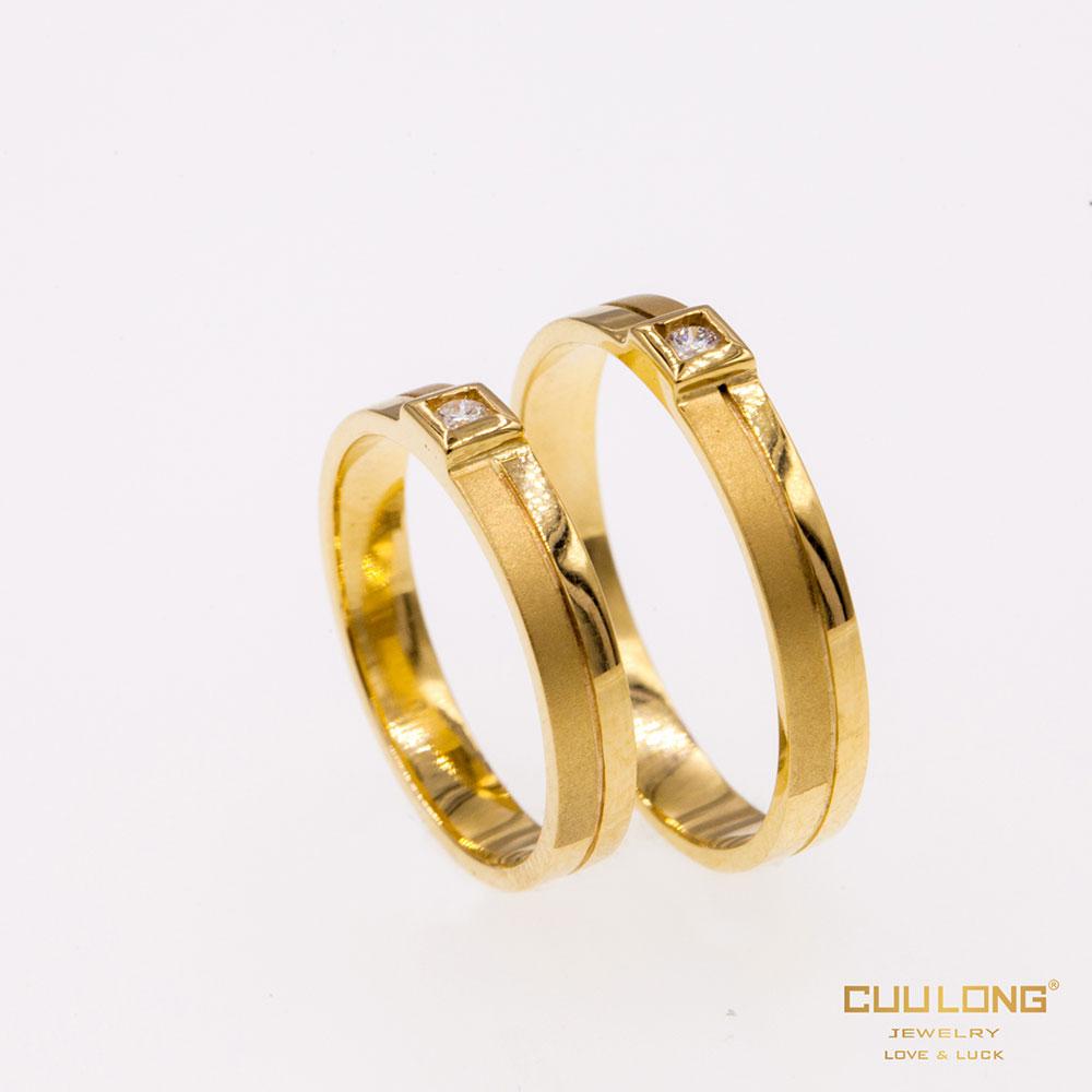 Nhẫn cưới CLJ5354