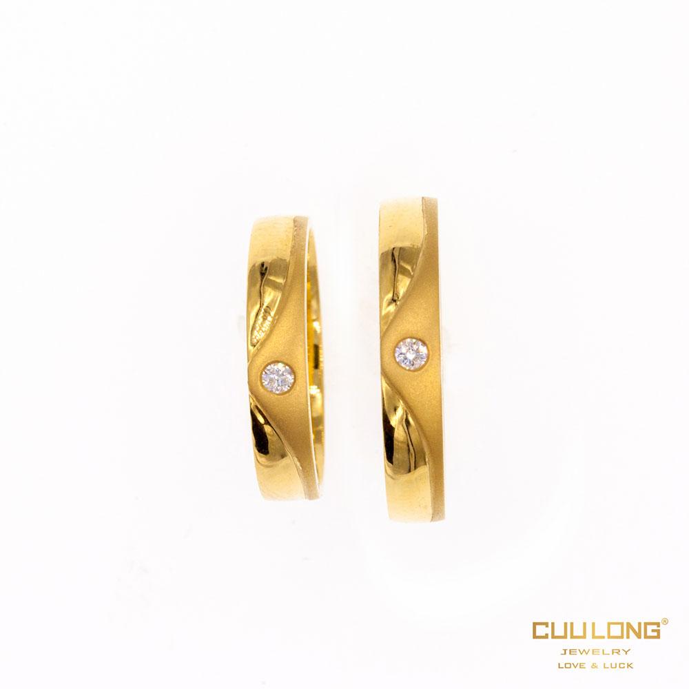 Nhẫn cưới CLJ5556