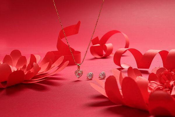 Trang sức trái tim - Quà tặng valentine ngọt ngào và tinh tế
