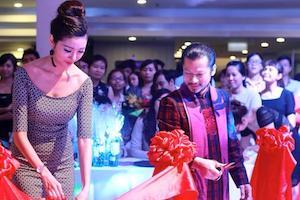 Cửu Long Jewelry tại triển lãm cưới 2014 - Movenpick Saigon