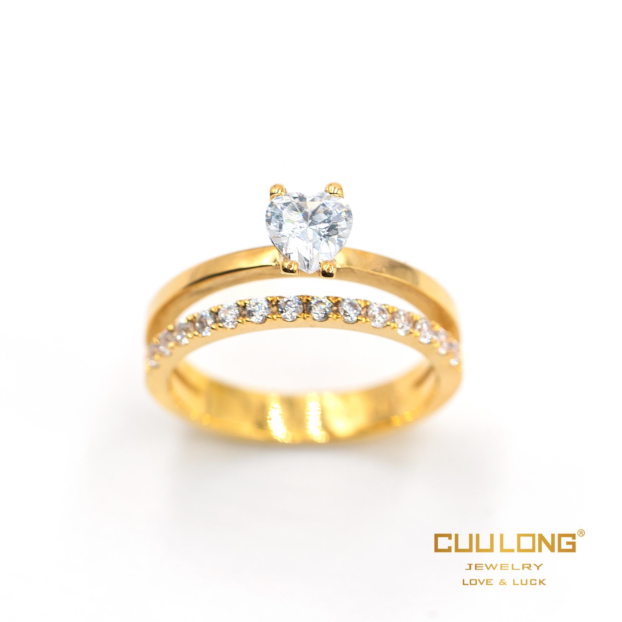 Nhẫn cưới mới