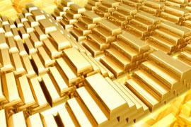 Giá vàng nối dài đà giảm
