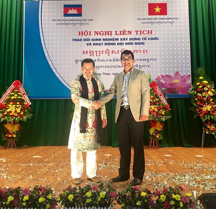 Việt Nam và Campuchia: làm thế nào để cùng phát triển?