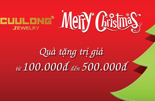 Vui Giáng Sinh rinh Voucher