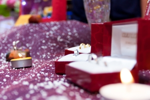 Cửu Long Jewelry tại triển lãm cưới tiết kiệm Saving Wedding