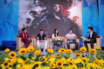 Hùng Cửu Long  tại Liên hoan Phim Việt Nam lần thứ XIX