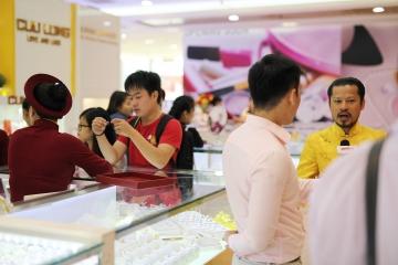 Trộm Vía Thần Tài - Đắc Tài Đắc Lộc tại Cửu Long Jewelry